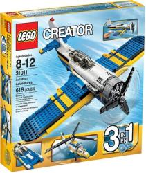 LEGO Creator - Repülős kalandok (31011)