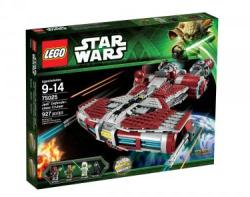 LEGO Star Wars - Jedi Védelmi-osztályú cirkáló (75025)