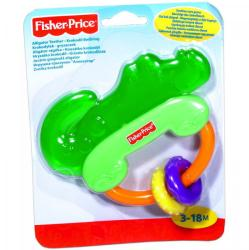 Fisher-Price Aligátor rágóka