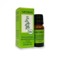 Aromax Nyugat-Indiai Szantálfaolaj 10ml