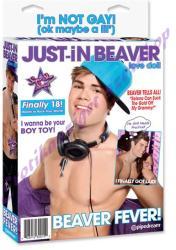 Just-in Beaver szerető