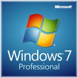 Microsoft Windows 7 Professional SP1 32bit BGR FQC-04609