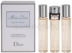 Dior Miss Dior EDP (Refills) 3x20ml
