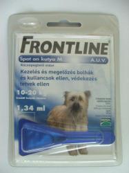 Frontline Spot On M (10-20kg) 1.34ml