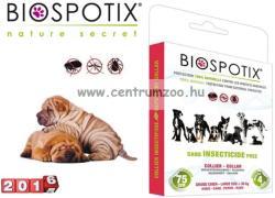 BioSpotiX Bolhaírtó Nyakörv Nagytestű Kutyáknak 75cm