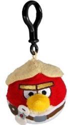 Commonwealth Toy Angry Birds Star Wars Luke Skywalker plüss hátizsákcsat