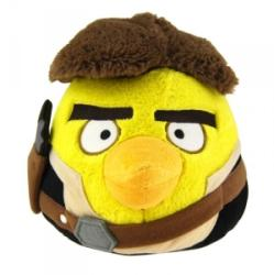 Commonwealth Toy Angry Birds Star Wars Han Solo 13 cm-es plüssfigura