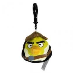 Commonwealth Toy Angry Birds Star Wars Han Solo plüss hátizsákcsat
