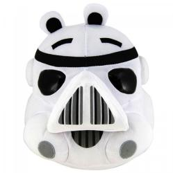 Commonwealth Toy Angry Birds Star Wars Rohamosztagos (Storm Trooper) 20 cm plüss