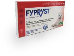 FYPRYST Spot On S 2-10kg-os Kutyáknak 0.67ml (3db)