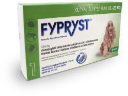 FYPRYST Spot On M 10-20kg-os Kutyáknak 1.34ml (3db)