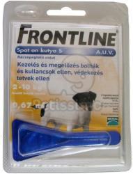 Frontline Spot On S 2-10kg (3db) 0.67ml