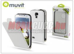 muvit Slim Flip Samsung i9500 Galaxy S4