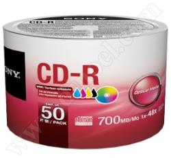 Sony CD-R 700mb 52X - Шпиндел 50бр.
