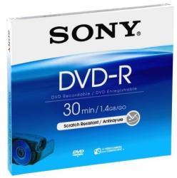 Sony Mini DVD-R 1.4GB (DMR30A)