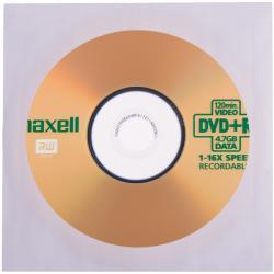 Maxell DVD+R 4.7GB 16x - Papír tok