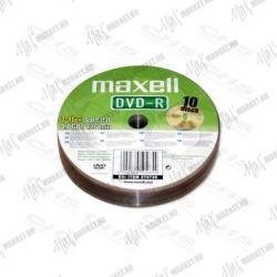 Maxell DVD-R 4.7GB 16x - Henger 50db