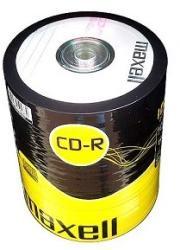 Maxell CD-R 700MB 52x - henger 100db