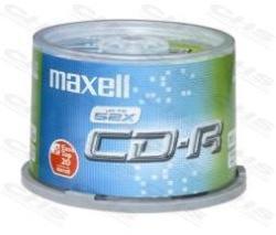 Maxell CD-R 700MB 52X Henger 50db