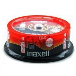 Maxell CD-R 700Mb 52X - Шпиндел 25бр. Printable