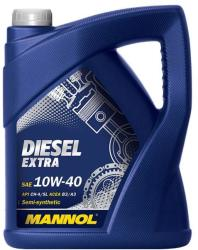 MANNOL 10w40 Diesel Extra 5L