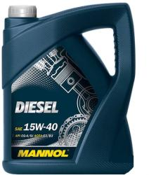 Mannol 15w40 Diesel 5L