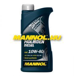 MANNOL Molibden Diesel 10W-40 (1L)