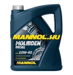 MANNOL Molibden Diesel 10W-40 (5L)