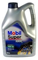 Mobil Super 1000 X1 Diesel 15W40 4L