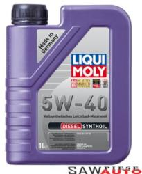 LIQUI MOLY Synthoil Diesel 5W40 1L