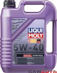 LIQUI MOLY Synthoil Diesel 5W40 5L