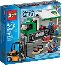 LEGO City Teherautó 60020