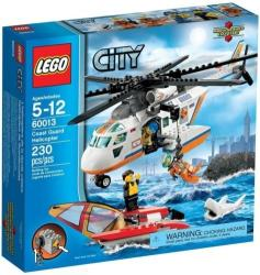 LEGO City - A parti őrség helikoptere (60013)