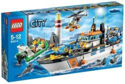 LEGO City - A parti őrség járőre (60014)