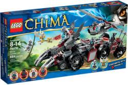 LEGO Chima Worriz csatagépe 70009
