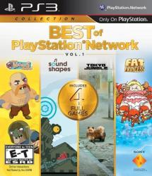 Sony Best of PlayStation Network Vol 1 (PS3)