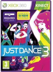 Ubisoft Just Dance 3 (Xbox 360)