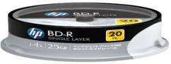 HP Blu-Ray BD-R 25Gb 4X - шпиндел 10бр.