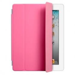 Apple iPad Smart Cover - Polyurethane - Pink (MD308ZM/A)