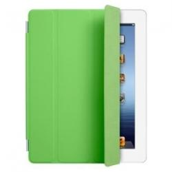 Apple iPad Smart Cover - Polyurethane - Green (MD309ZM)