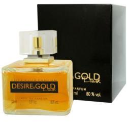 Cote D'Azur Desire & Gold Dark EDP 100ml