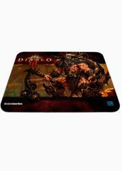 SteelSeries QCK Diablo III Barbarian Edition
