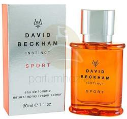 David Beckham Instinct Sport EDT 50ml Tester