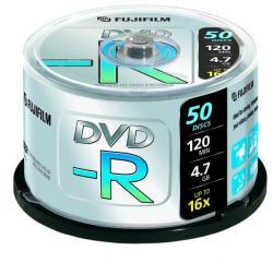 Fujifilm DVD-R 4.7GB 16x - Henger 50db