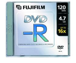 Fujifilm DVD-R 4.7GB 16x - 10db