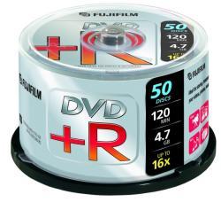 Fujifilm DVD+R 4.7GB 16x - Henger 50db