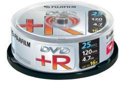 Fujifilm DVD+R 4.7GB 16x - Henger 25db