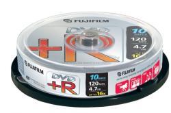 Fujifilm DVD+R 4.7GB 16x - Henger 10db