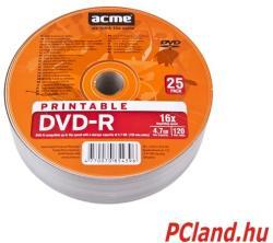 Acme DVD-R 4.7GB 16x - Henger 25db