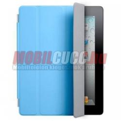 Apple iPad 2 Smart Cover - Polyurethane - Blue (MC942ZM/A)
